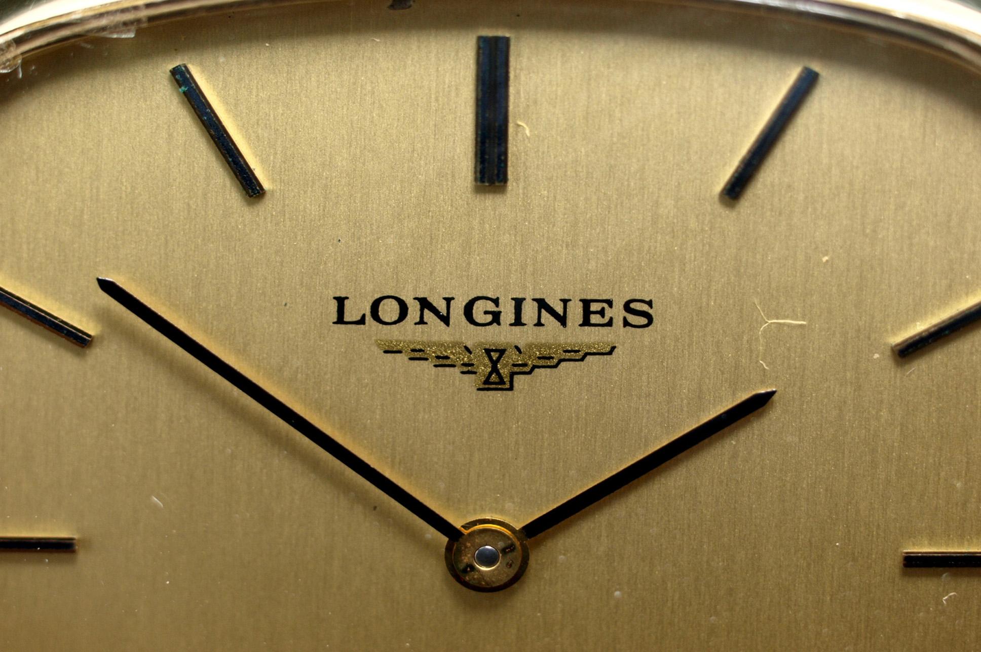"RELLOTGE OR ""Longines"""