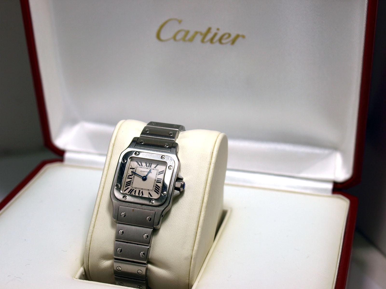 """RELLOTGE """"Cartier Santos"""""""